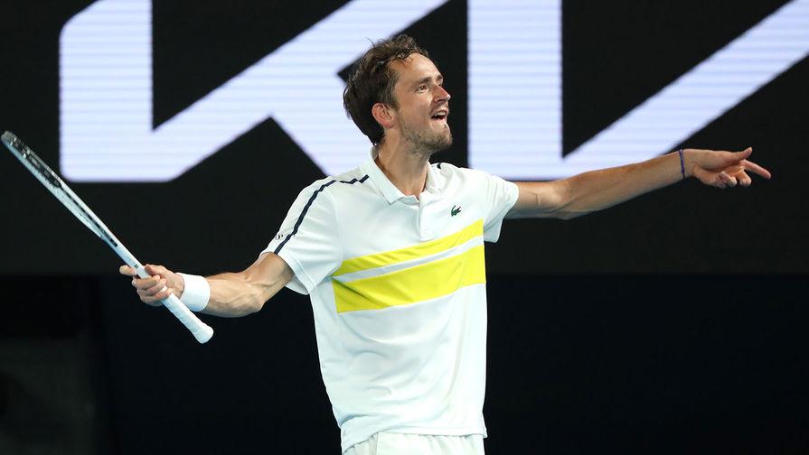 Медведев считает, что в финале Australian Open давление будет на Джоковиче