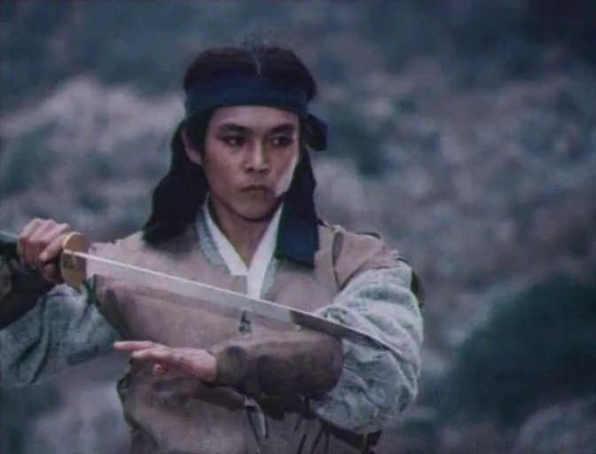 Кадр из фильма «Хон Гиль Дон» (1986)