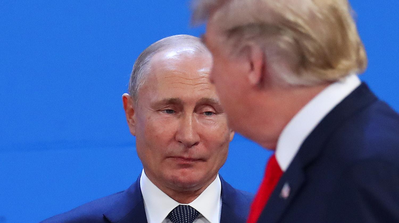 Готовность Трампа встречаться с Путиным прокомментировал эксперт