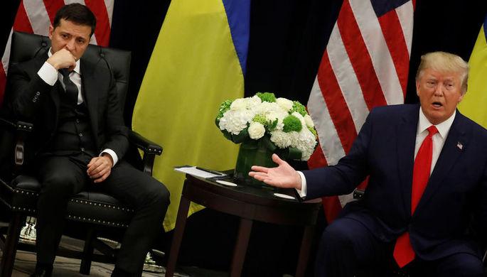 Быстрая заморозка: как США лишили Украину военной помощи
