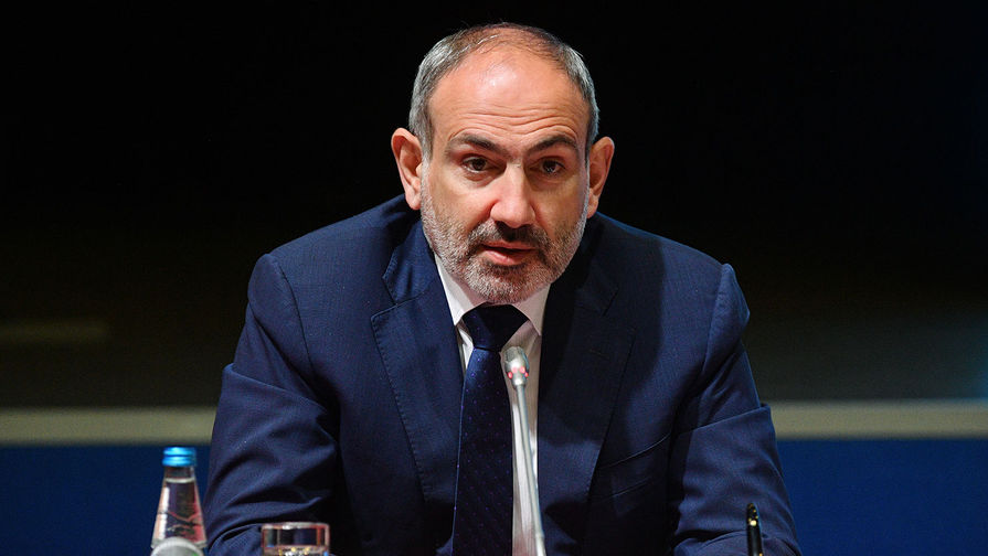 Пашинян заявил, что никогда не покинет Армению