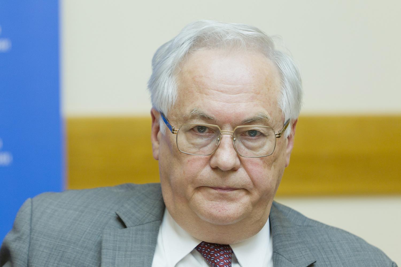 Роберт Нигматулин, учёный-механик, директор ИИОАН имени П. П. Ширшова, действительный член РАН