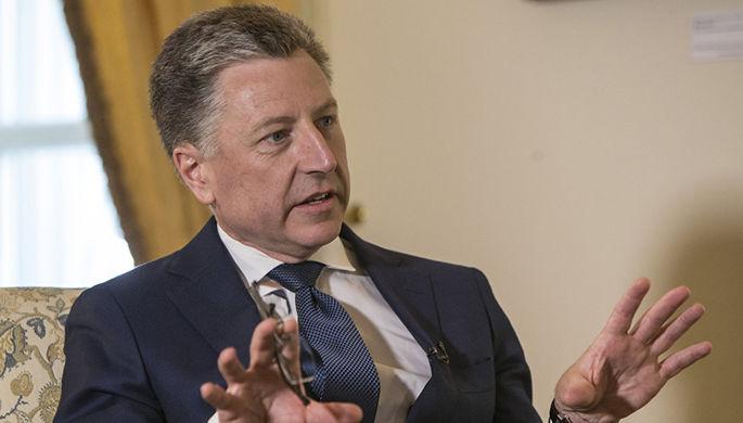«Не проявляют никакого интереса»: Волкер жалуется на Москву