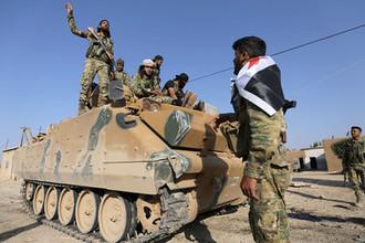 «Если США не способны»: курды готовы просить защиты от Турции у России