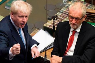 Споры о королеве, Brexit и евреях: Джонсон победил на дебатах