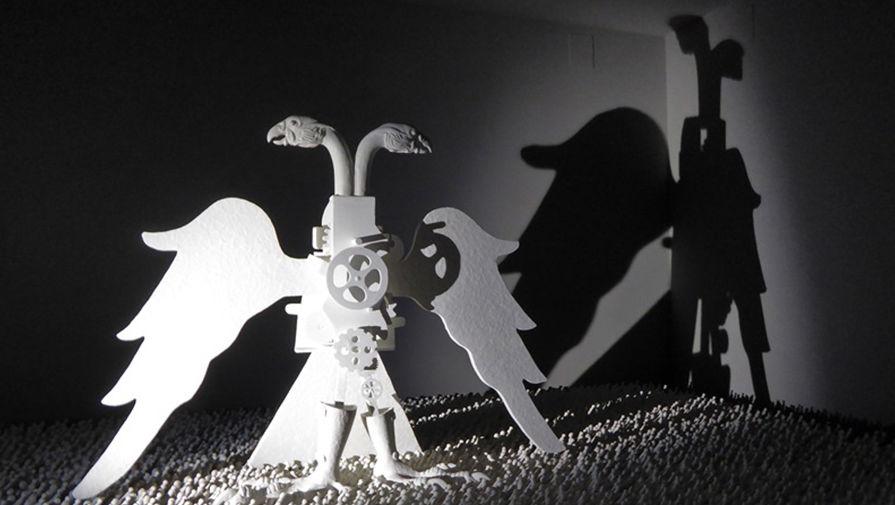 Проект «Смена декораций» художника Григория Брускина в российском павильоне на биеннале