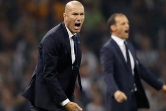 4 января 2016 года Зидан был назначен главным тренером «Реала»