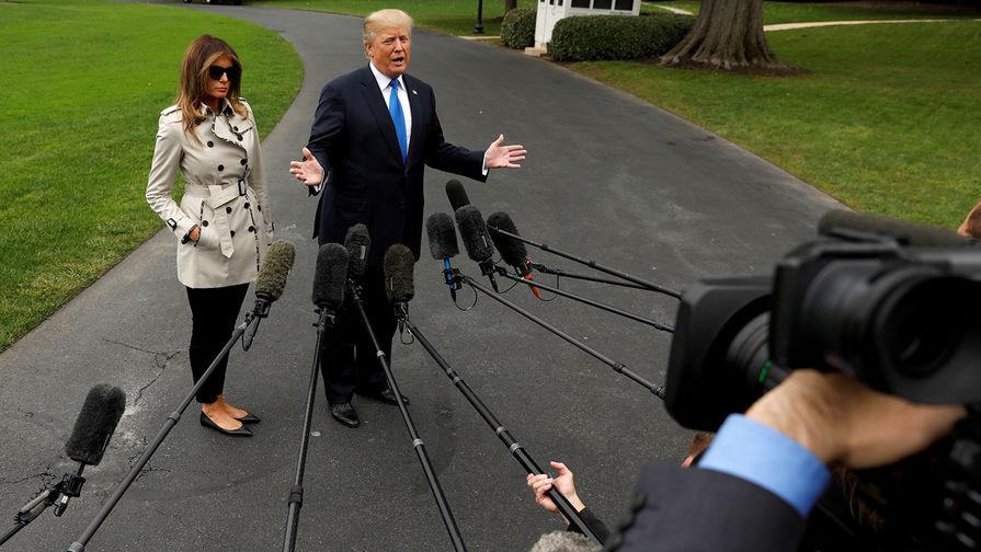 Трамп объявит решение по ядерной сделке с Ираном 8 мая
