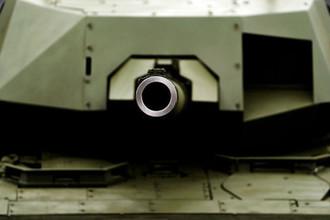 Танк Т-14 «Армата» на выставке «Армия России – завтра» в рамках IV Международного военно-технического форума «Армия-2018» в Кубинке