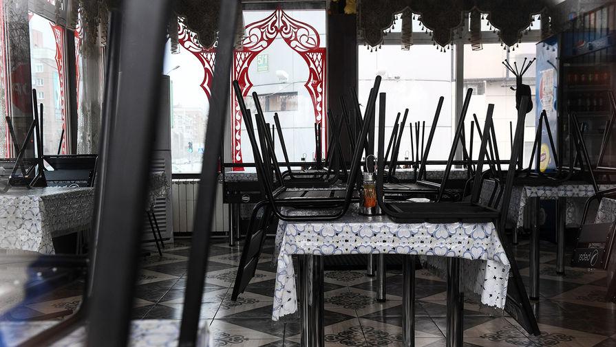 В Чувашии приостановили работу кафе и ресторанов