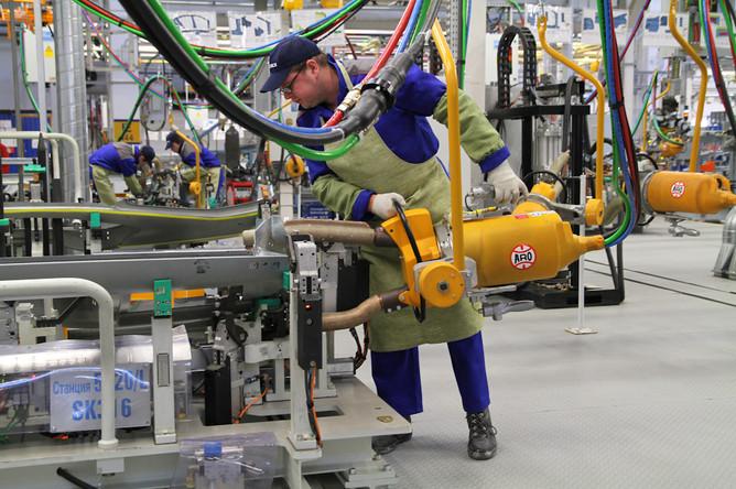 Зарплата на заводе газ в нижнем новгороде