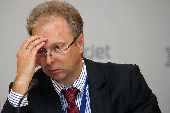 Гендиректор лизинговой компании «Ильюшин Финанс» Александр Рубцов