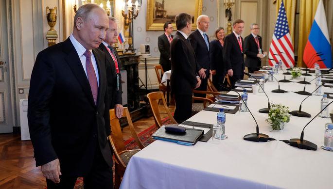 «Его смерть будет иметь последствия»: Байден и Путин обсудили Навального