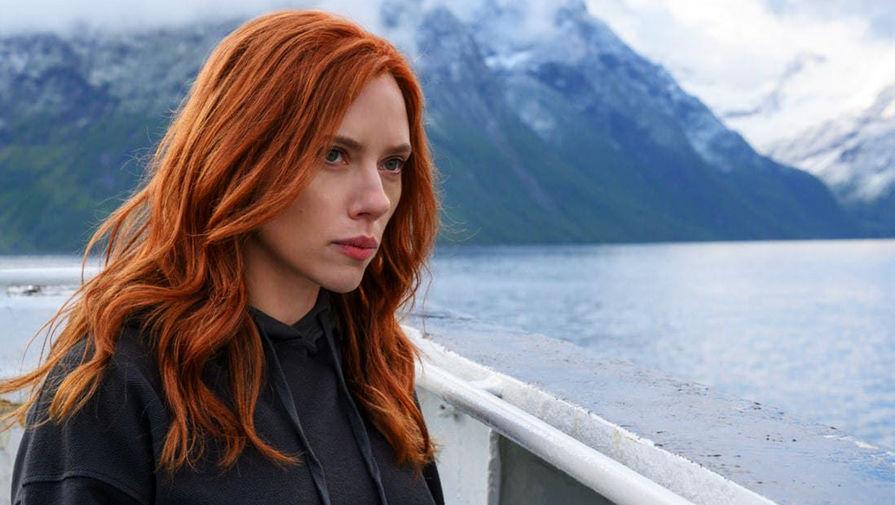 Йоханссон не вернется к роли Черной вдовы в новых проектах Marvel
