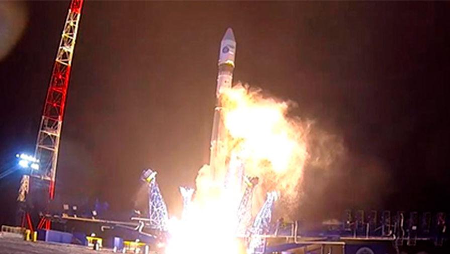 Ракета Союз-2.1в успешно стартовала с космодрома Плесецк