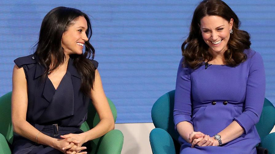 Принц Чарльз заставил помириться Кейт и Меган