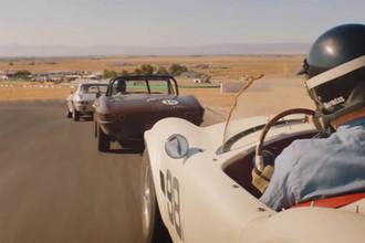 Кадр из фильма «Ford против Ferrari» (2019)