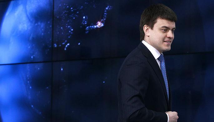 Руководитель Федерального агентства научных организаций (ФАНО) Михаил Котюков