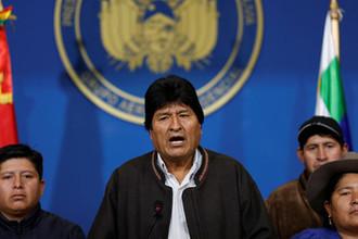 Бесславный конец: как Моралес потерял Боливию