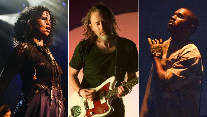 Канье Уэст, Radiohead и Нене Черри: 30 лучших альбомов десятилетия