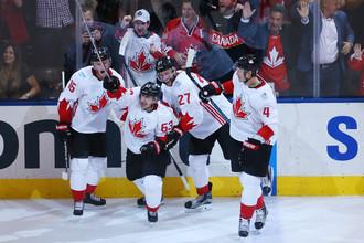 Канада вырвала у Европы Кубок мира