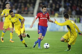 «Ростов» и ЦСКА встречаются в матча 9-го тура РФПЛ