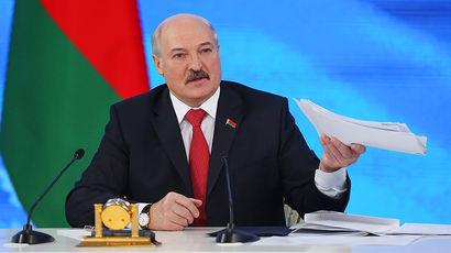 Лукашенко обвинил Россию в нарушении международного договора о границе
