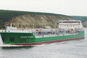 Нефтеналивной танкер «Механик Погодин», 2011 год