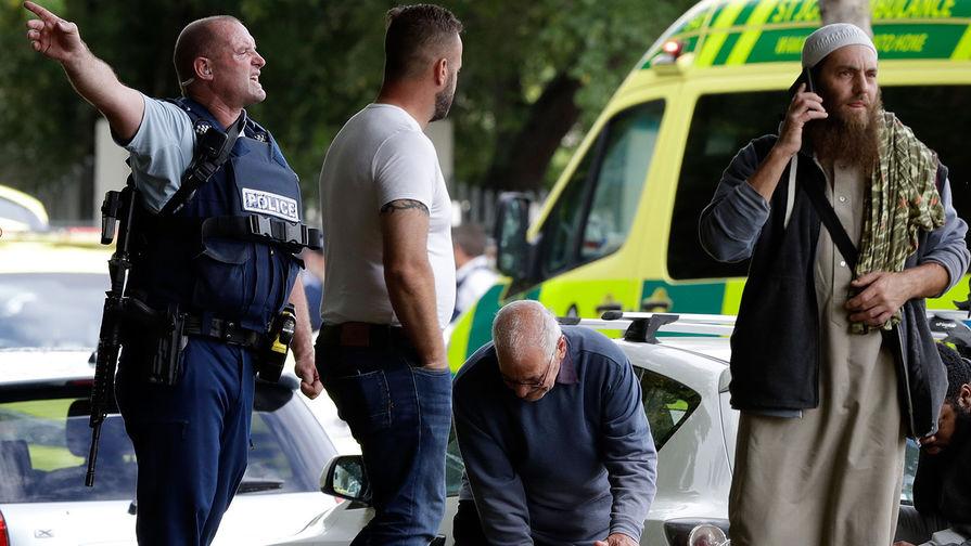 Полиция может обвинить новозеландского террориста в еще одном теракте