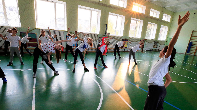Proekt Sport Norma Zhizni Predpolagaet Vovlechenie 55 V Zanyatiya Sportom Gazeta Ru