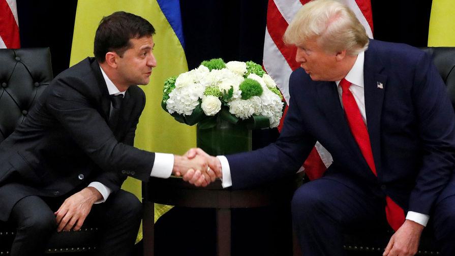 Зеленский Трампа не уволит: кто выиграет от Укргейта