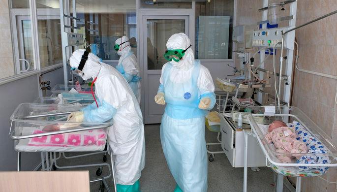 «Внутриутробное заражение»: что грозит младенцам в пандемию