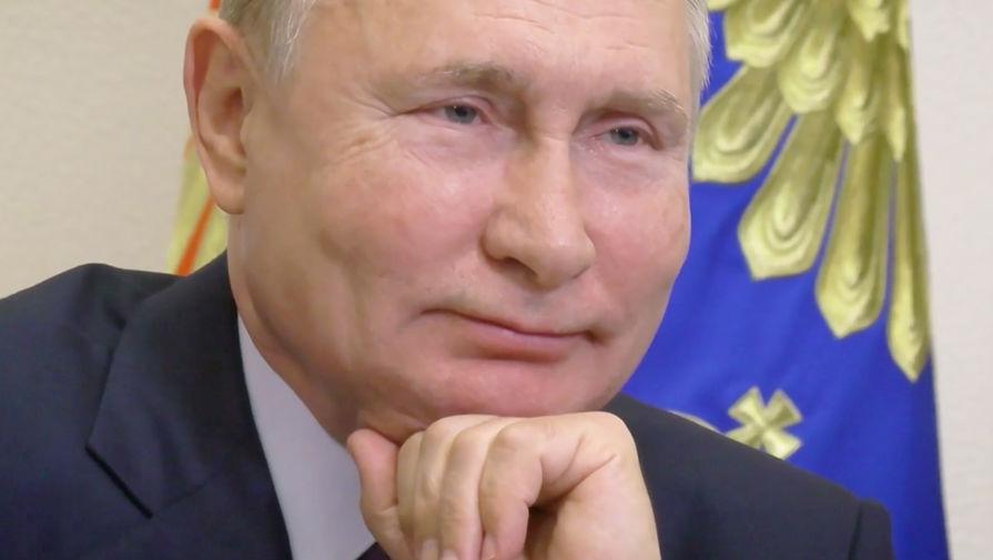Путин поучаствовал в переписи населения