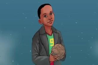 Так выглядит мультяшный аватар Самуэля