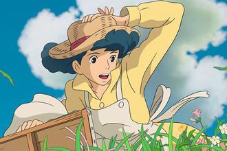 Хаяо Миядзаки представил публике и критикам мультфильм «Ветер крепчает»