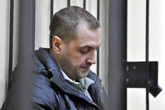 Игорь Шабалин в Березовском городском суде Екатеринбурга