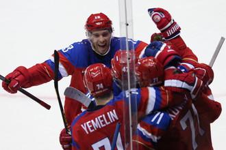 Форвард «Детройта» Павел Дацюк не поможет сборной России на чемпионате мира