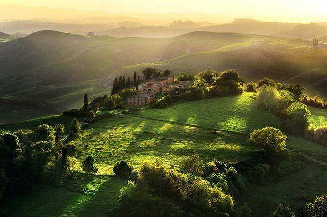 Лукка, Тоскана, Италия