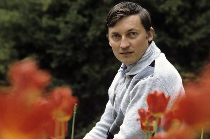 Анатолий Карпов, 1986 год