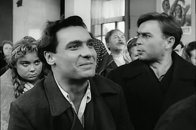 «Счастье надо беречь» (1958)