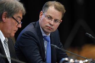 Генеральный директор Всемирного антидопингового агентства (WADA) Оливье Ниггли