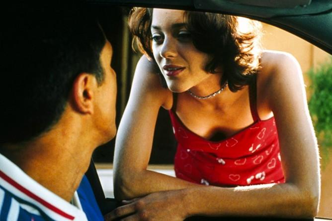 Кадр из фильма «Такси», 1998 год