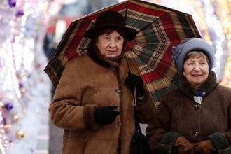 Выше инфляции: в России растут пенсии
