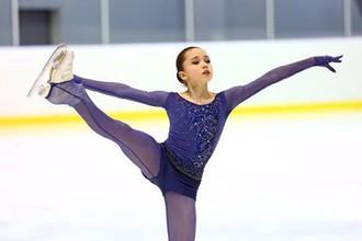 Российская фигуристка Камила Валиева