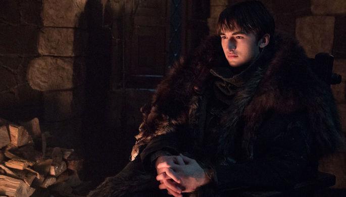 Кадр из восьмого сезона «Игры престолов»