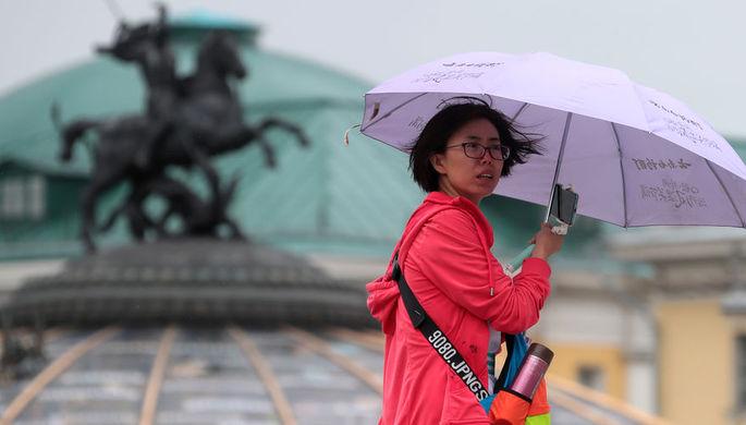 Аномальная весна: Москву ждут холода