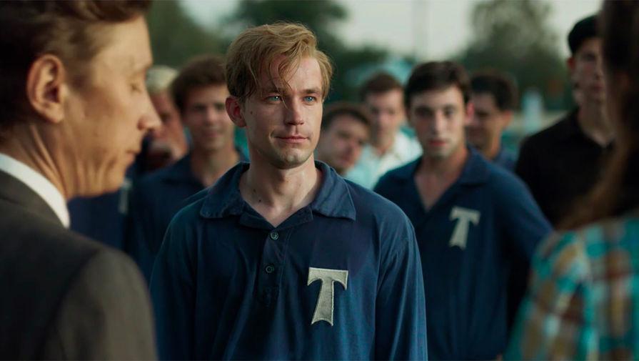 Кадр из фильма «Стрельцов» (2020)