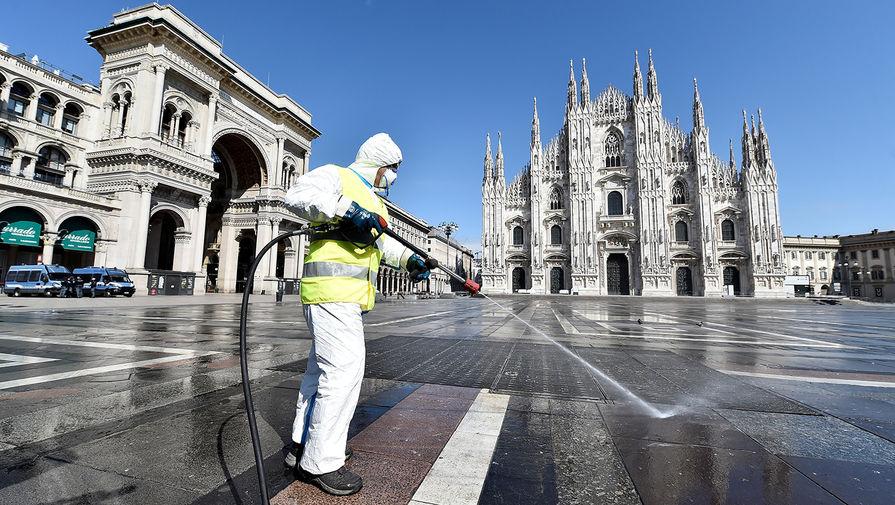 Италия ужесточает ограничения по коронавирусу в пасхальные выходные