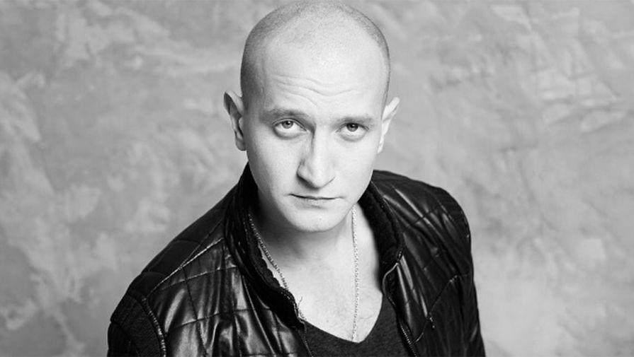 Актер Сергей Куницкий