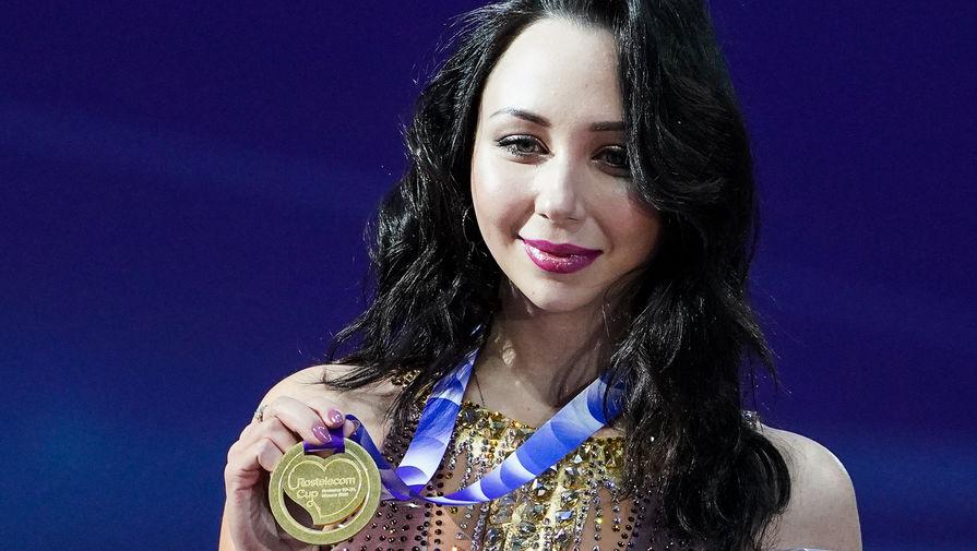 Туктамышева снялась в откровенной фотосессии Maxim